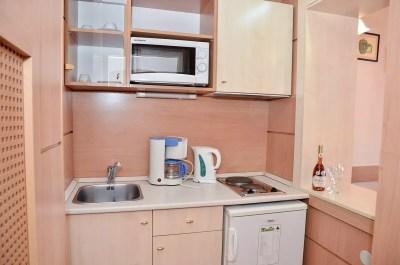 Junior apartman konyha