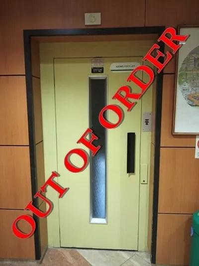 Lift felújítás