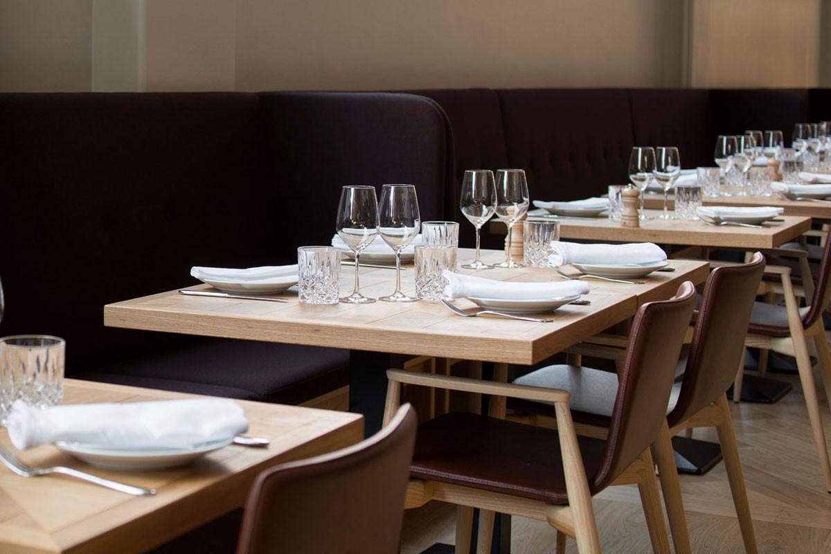 European Quality Tables For Restaurants
