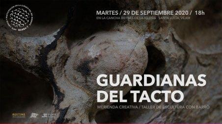 Guardianas del tacto - Taller de escultura con Pol Parrhesia