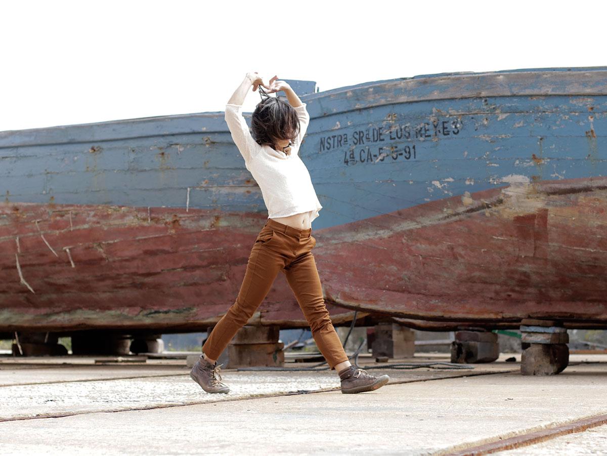 Paja-Ra - danza de marea alta - Judith Mata