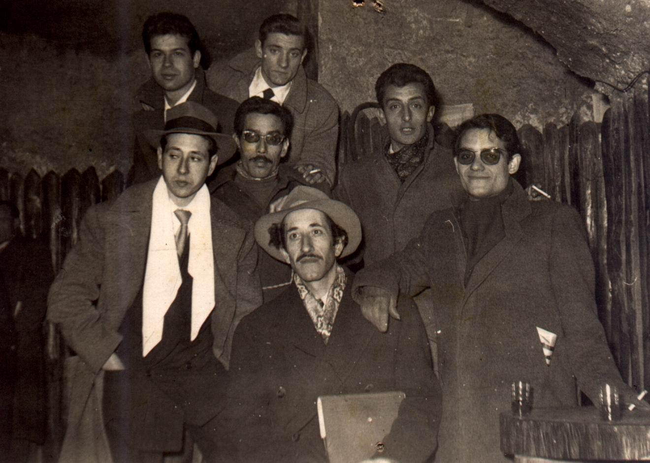 Bohemios de los a os cincuenta blog de francisco barbachano - Los anos cincuenta ...