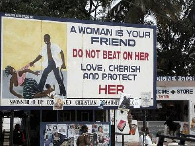 Do We Need Signs Like This In Barbados?
