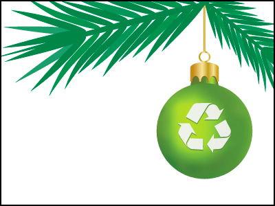 Green Eco Christmas 2