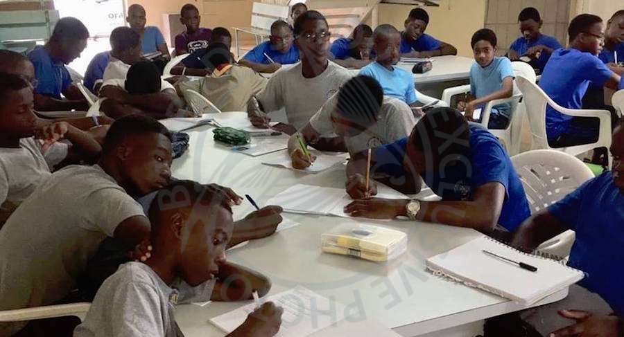 Scouts earn HIV/AIDS awareness badges