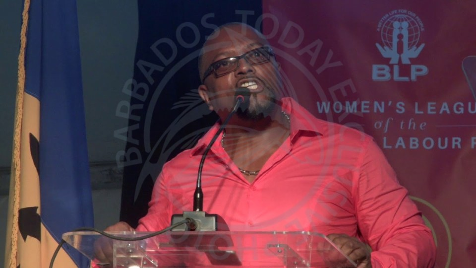 Weir: BLP wants to empower you