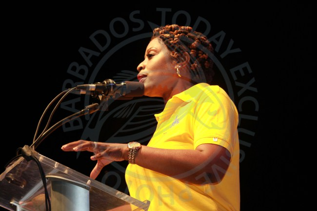 Outspoken DLP candidate reacts to Mottley's Cabinet announcement