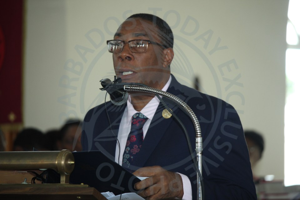 King tells Crop Over Thanksgiving Service 'transformation' is coming