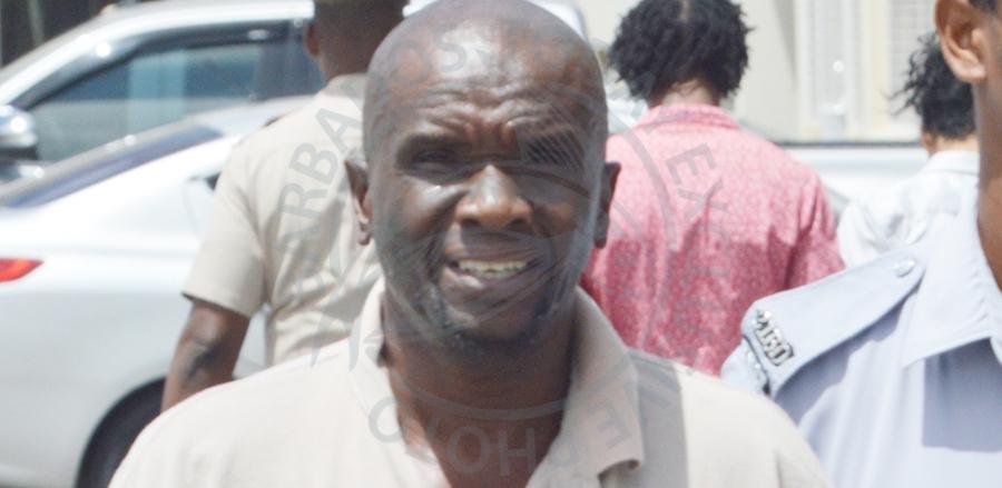 Mechanic denies cursing police