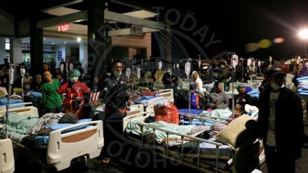 7.0-magnitude quake hits Indonesia