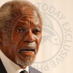 Former U.N. chief and Nobel peace laureate Kofi Annan has died