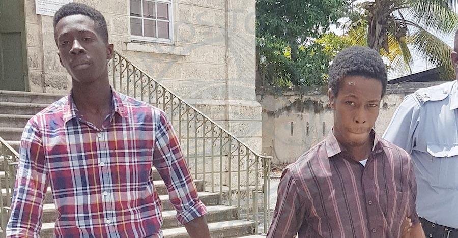 Duo jailed