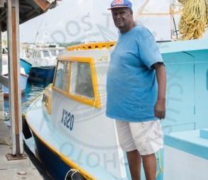 Boat owner Hallam Payne.