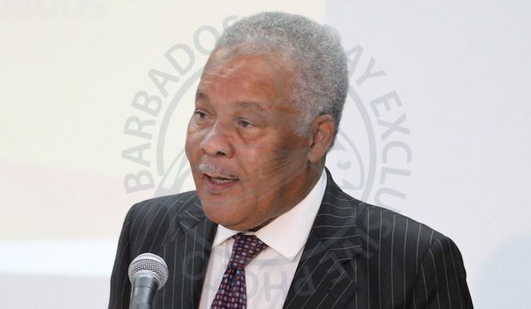 Former Prime Minister Owen Arthur