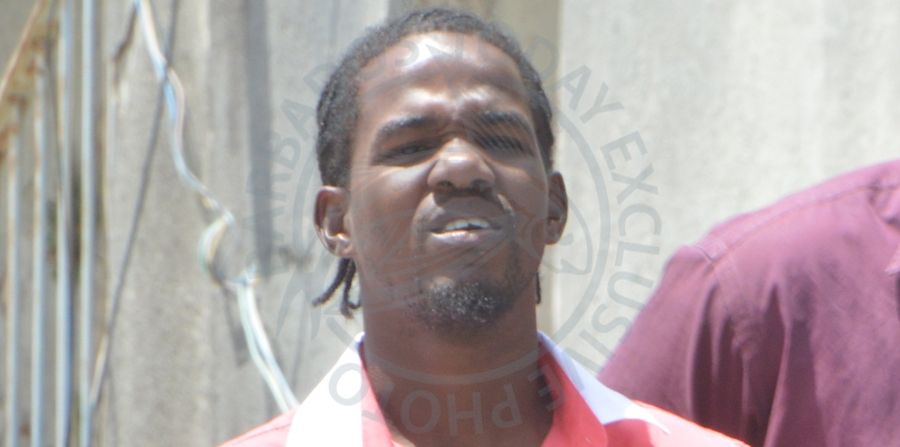 Accused thief jailed