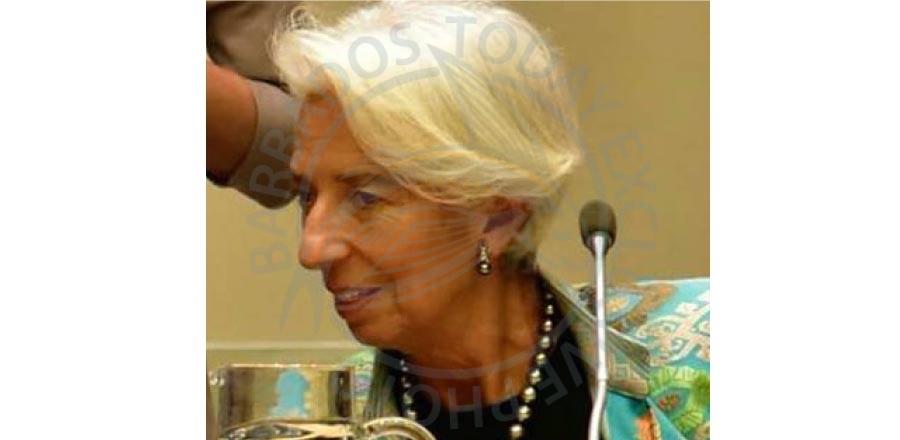 Barbados among 49 to get IMF millions