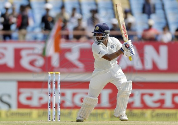 18-year-old Prithvi Shaw made best use of the flat track to score a century on Test debut.
