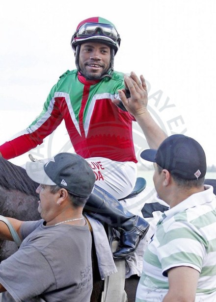 Rocco Bowen is rewriting the history books at Emerald Downs. (FP)