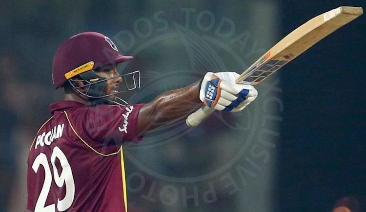 Amid the disappointment of the loss, Nicholas Pooran reminded selectors of his quality in the final T20 International.