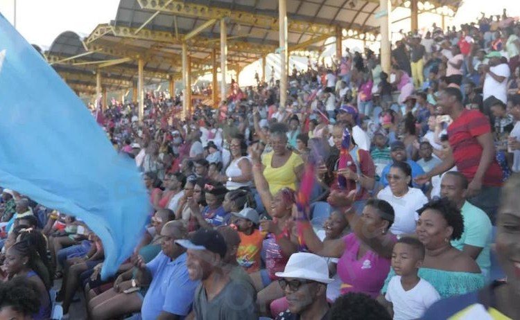 Huge crowds have been following the progress of the West Indies Women in the World Cup.
