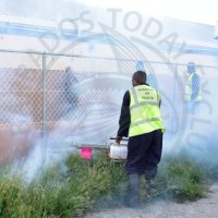Fogging schedule September 16 – 20