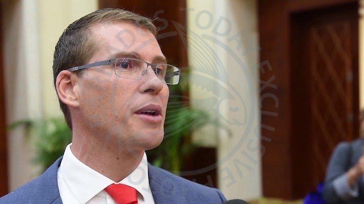 Deputy Chairman and Chief Executive Officer of Sandals Resorts International Adam Stewart