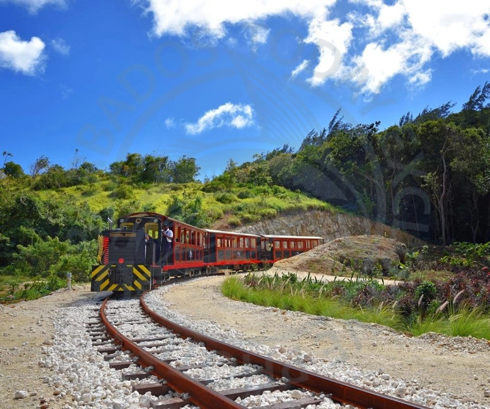 St Nicholas Abbey Heritage Railway tours off to smooth start