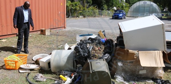 BAS boss James Paul is calling on Government to enforce the legislation on illegal and indiscriminate dumping.