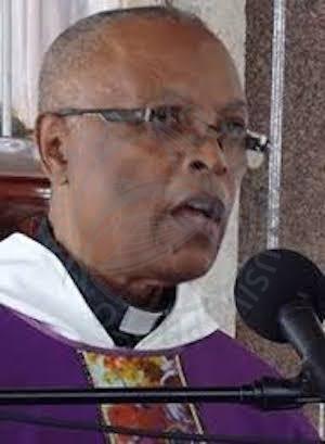Monsignor Vincent Blackett