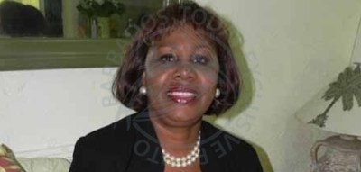 Reverend Dr Lucille Baird