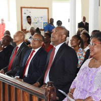 Mottley points to importance of 'people' at Founder's Day Service