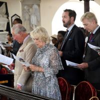 Royals attend church service before leaving Barbados