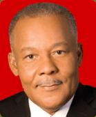 Former Prime Minister, Owen Arthur
