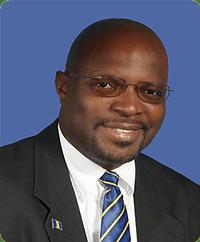 Adriel Brathwaite, minister of Home Affairs