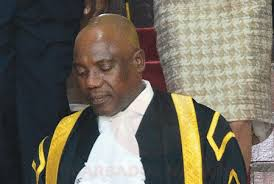 Disgraced Speaker of the House of Assembly, Michael Carrington