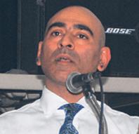 TariqKhan - President of the BA