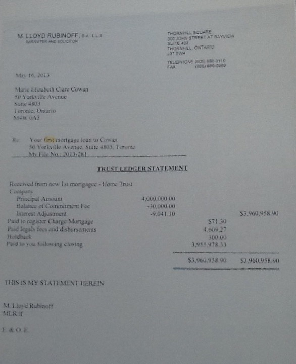 Loan history 1