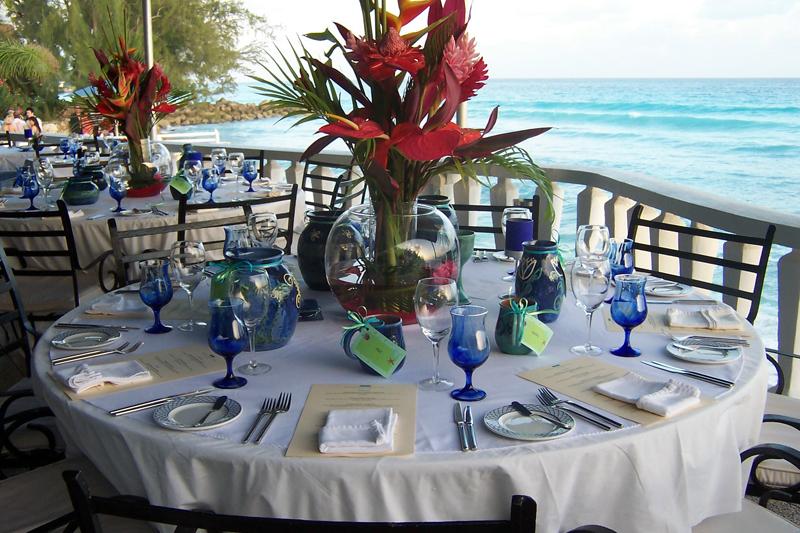 Caribbean Themed Wedding
