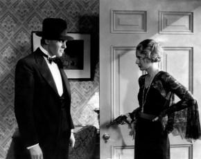 Forbidden (1932) Film scene