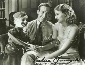 Barbara and David - signed