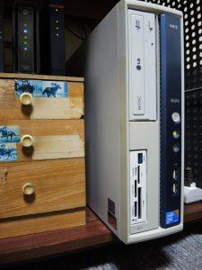 デスクトップPC「サンビスタ」