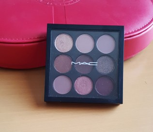 paleta mac burgundy times nine antiques star violet noir