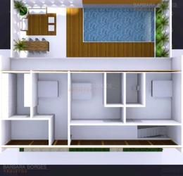 planta simples casa closet suite moderna projetos plantas 3d projeto barbaraborgesprojetos barbara