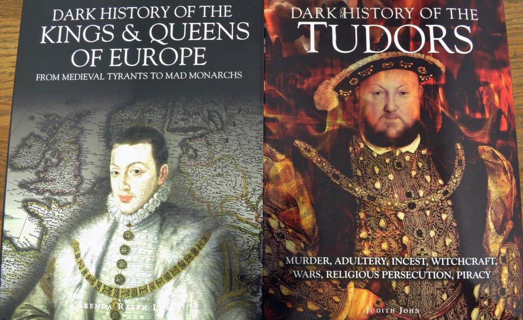 Books - Medieval Dark History