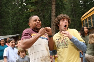 Movie Review: 'Daddy Day Camp'