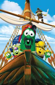 Movie Review: 'Veggie Tales: The Pirates Who Don't Do Anything'
