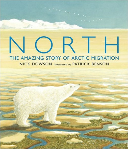 Children's Library: 'North, The Amazing Story of Arctic Migration'