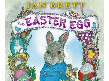 Children's Library: Easter