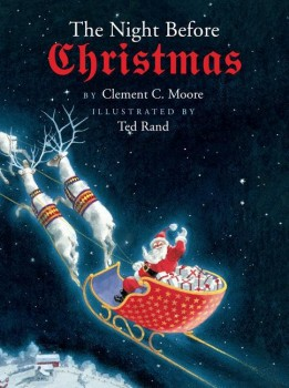 Children's Library: 'Christmas Eve Reads'