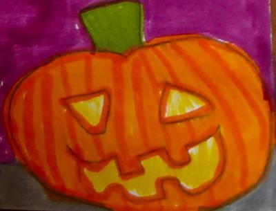 A Tiny Halloween Treat